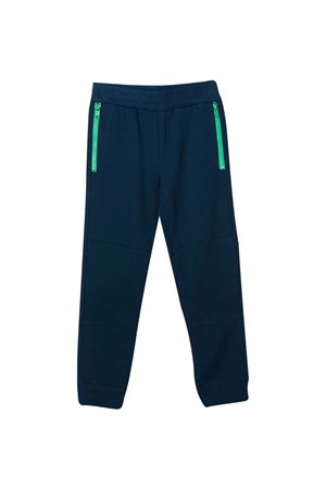 Blue trousers Stella McCartney Kids STELLA MCCARTNEY KIDS | 9 | 601328SPJD54000