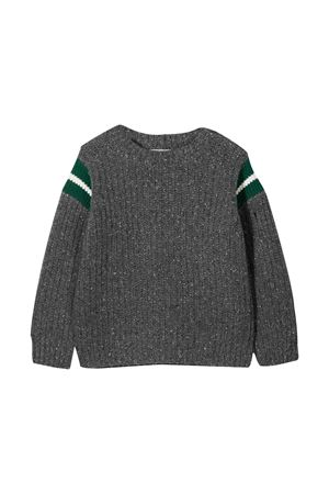 Stella McCartney Kids gray sweater  STELLA MCCARTNEY KIDS | 7 | 601331SPM241230