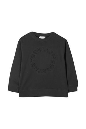 Black sweatshirt Stella McCartney Kids  STELLA MCCARTNEY KIDS | -108764232 | 601335SPJ921230