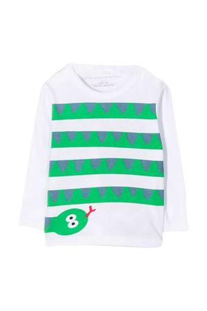 T-shirt bianca Stella McCartney Kids STELLA MCCARTNEY KIDS | 8 | 601344SPJ909100