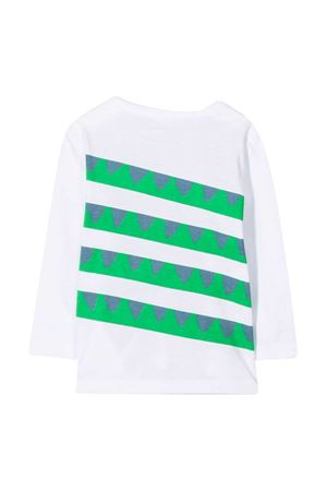 White t-shirt Stella McCartney Kids  STELLA MCCARTNEY KIDS | 8 | 601344SPJ909100