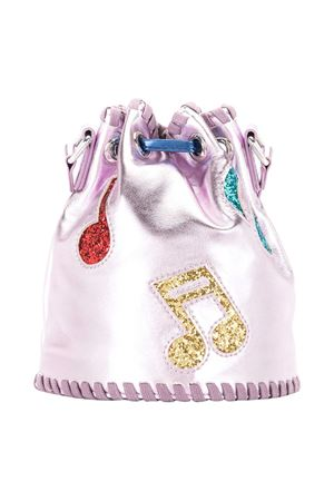 Borsa Music Notes Stella McCartney Kids STELLA MCCARTNEY KIDS | 31 | 601365SPK435566