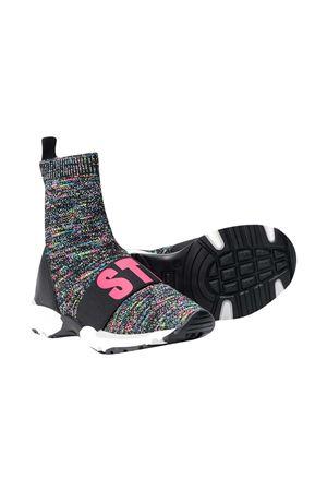 Socks sneaker grigie Stella McCartney Kids STELLA MCCARTNEY KIDS | 12 | 601381SPD108490