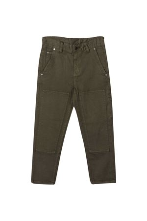 Military slim jeans teen Stella McCartney Kids STELLA MCCARTNEY KIDS | 24 | 601443SPK212471T