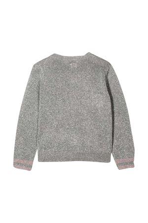 Silver sweater Stella McCartney Kids  STELLA MCCARTNEY KIDS | 39 | 601566SPM418000