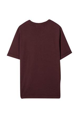 Bordeaux t-shirt Stone Island junior  STONE ISLAND JUNIOR | 8 | 731620147V0011