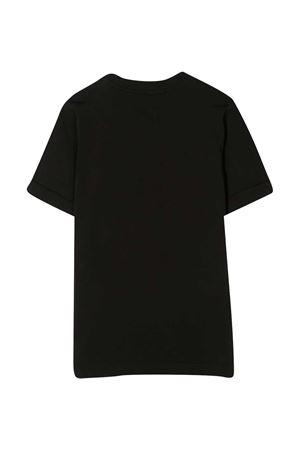 Black t-shirt Stone Island Junior STONE ISLAND JUNIOR | 8 | 731620147V0029