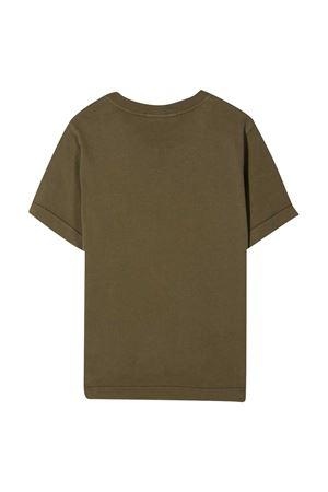 Green t-shirt Stone Island Junior  STONE ISLAND JUNIOR | 8 | 731620147V0054