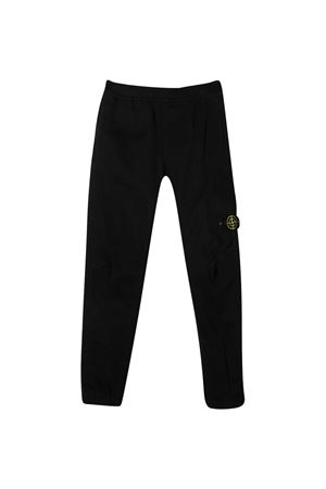 Black trousers Stone Island Junior  STONE ISLAND JUNIOR | 9 | 731630714V0029