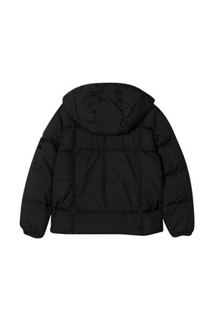 Stone Island Junior black down jacket STONE ISLAND JUNIOR | 13 | 731640333V0029