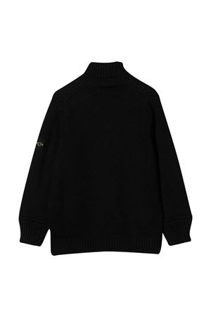 Black sweater Stone Island Junior  STONE ISLAND JUNIOR | 7 | 7316504A2V0029