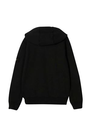 Black sweatshirt Stone Island Junior  STONE ISLAND JUNIOR | -108764232 | 731660740V0029