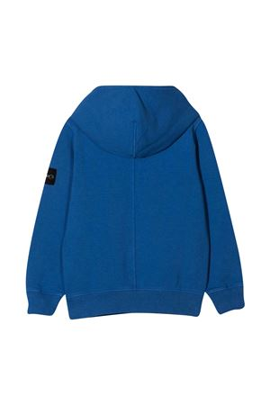 Blue sweatshirt Stone Island Junior  STONE ISLAND JUNIOR | -108764232 | 731661042V0043