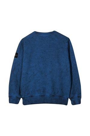 Blue sweatshirt Stone Island Junior  STONE ISLAND JUNIOR | -108764232 | 731662241V0043