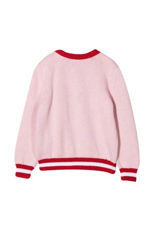 Pink sweater Young Versace  YOUNG VERSACE | 7 | YA000192A236509A4709