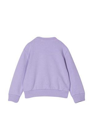 Lilac sweatshirt Young Versace baby YOUNG VERSACE   -108764232   YA000216YA00077A1313