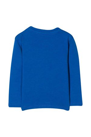 T-shirt blu Young Versace YOUNG VERSACE | 8 | YB000182YA00019A1369