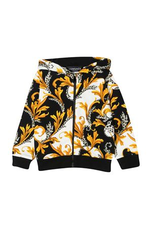 Patterned sweatshirt Young Versace  YOUNG VERSACE | -108764232 | YB000198A235741A7027