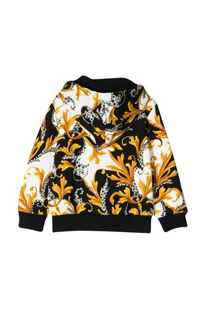 Patterned sweatshirt Young Versace  YOUNG VERSACE   -108764232   YB000198A235741A7027