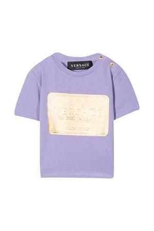 Young Versace lilac t-shirt  YOUNG VERSACE | 8 | YB000208YA00019A1313