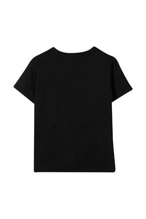 Black t-shirt Young Versace YOUNG VERSACE | 8 | YC000347YA00079A1008