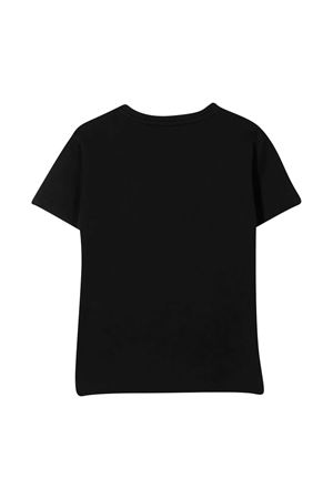 Black t-shirt Young Versace  YOUNG VERSACE | 8 | YC000426YA00079A1008