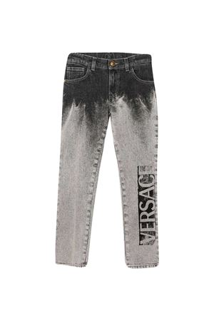 Jeans grigi Young Versace YOUNG VERSACE | 9 | YD000245A236335A8260