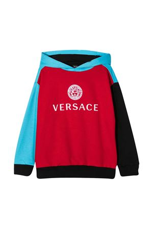 Felpa con design color-block teen Young Versace YOUNG VERSACE | -108764232 | YD000254YA00078A3830T