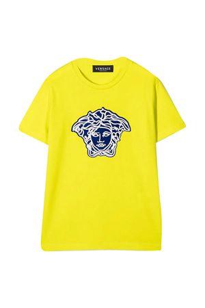 Yellow t-shirt teen Young Versace YOUNG VERSACE | 8 | YD000264YA00079A1530T