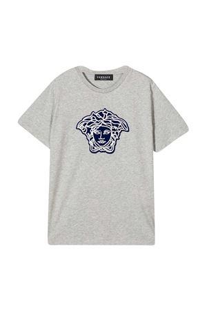 Gray T-shirt teen Young Versace YOUNG VERSACE | 8 | YD000264YA00079A8026T