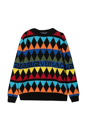 Maglione multicolor Young Versace YOUNG VERSACE | 7 | YD000268A236520A4021