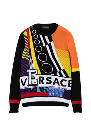 Maglione multicolor Young Versace YOUNG VERSACE | 7 | YD000272A236528A7000