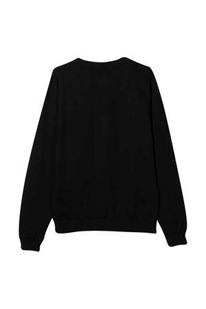 Black sweatshirt Young Versace YOUNG VERSACE | -108764232 | YD000286YA00078A1008