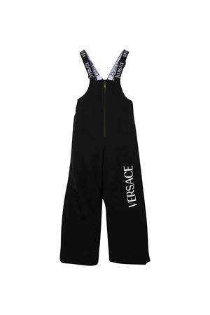 Black dungarees Young Versace  YOUNG VERSACE | 9 | YD000302A235827A1008