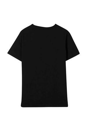 Black t-shirt Young Versace YOUNG VERSACE | 8 | YD000323YA00079A1008