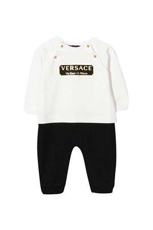 Tutina bianca e nera teen Young Versace. YOUNG VERSACE | 1491434083 | YE000197YA00077A2048