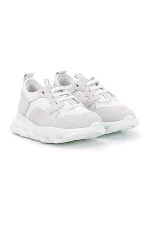 White Chain teen sneakers Young Versace kids YOUNG VERSACE | 90000020 | YGX00032YB00379YS01