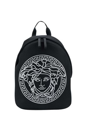 Young Versace black backpack  YOUNG VERSACE | 5032345 | YIX00007YB00372YS95