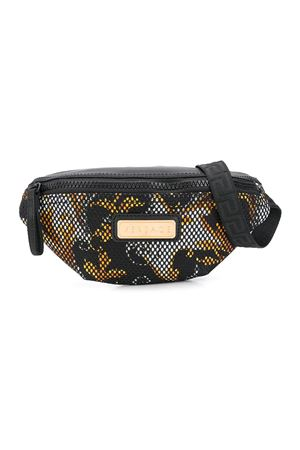Black and white Pouch with print Young Versace YOUNG VERSACE | 5032342 | YIX00012YB00370YSJGF