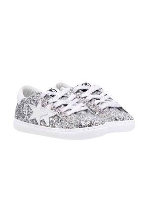 Sneakers silver bambina 2Star kids | 12 | 2SB2251067