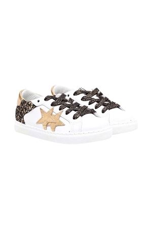 Sneakers bianche bambina 2Star kids | 12 | 2SB2275133