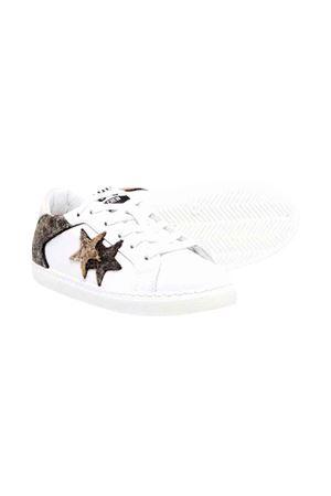 White sneakers unisex  2Star kids | 12 | 2SB2281126