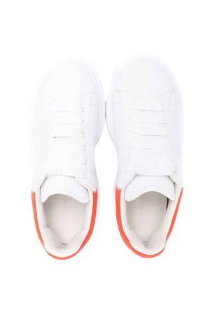 Sneakers bianche bambino Alexander McQUEEN Alexander McQUEEN | 12 | 587691WHX129411