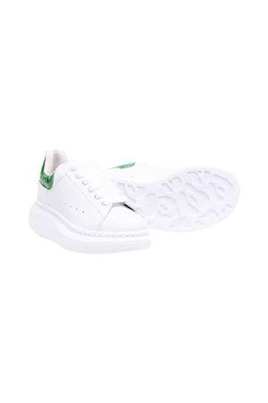 Sneakers bianche unisex Alexander McQUEEN | 12 | 587691WIAH39409