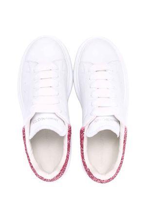 Sneakers bianche bambina Alexander McQUEEN | 12 | 612099WHX1Y9414