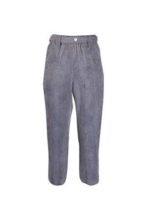 Pantaloni viola donna ALYSI | 9 | 151105A1019MALVA