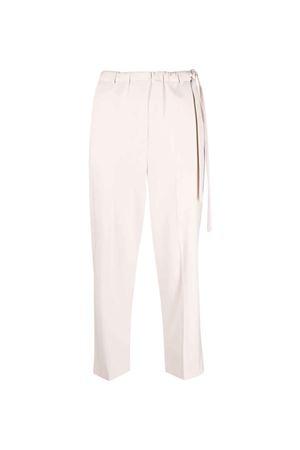 Pantaloni donna bianchi ALYSI | 9 | 151123A1047BURRO