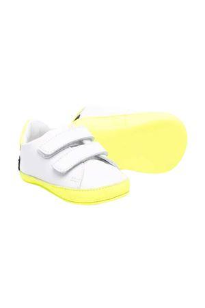 Sneakers bianche neonata BALMAIN KIDS | 12 | 6P0A06Y0013100GL