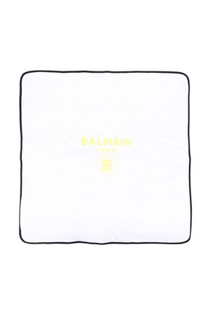 Coperta neonato bianca BALMAIN KIDS | 69164127 | 6P0A20Z0003100GL