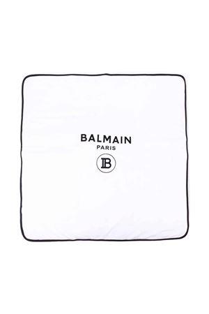 Coperta neonato bianca BALMAIN KIDS | 69164127 | 6P0A20Z0003100NE